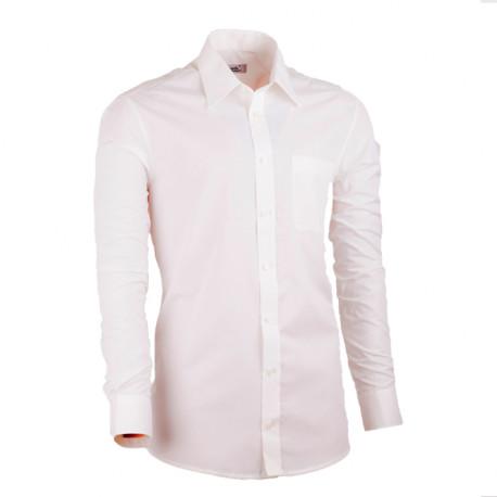 Nadmerná košeľa 100% bavlna šampaň Assante 31034