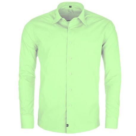 Predĺžená košeľa zelená Friends and Rebels 20501