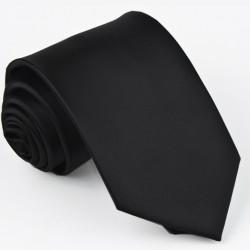 Čierna kravata Greg 99900