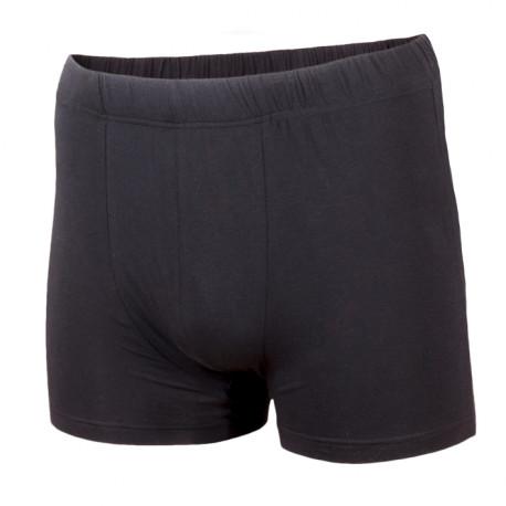 Nadmerné pánske boxerky čierne Assante 50105