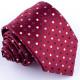 Pánska červená kravata Greg 93035