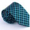 Modrá tyrkysová kravata Greg 94031