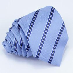Pánska modrá kravata Rene Chagal 94083