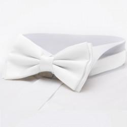 Biely motýlik pánsky Assante 90304