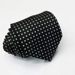 Čierna pánska kravata Greg 91088