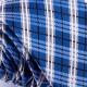 Úzka modrá kravata Greg 99404
