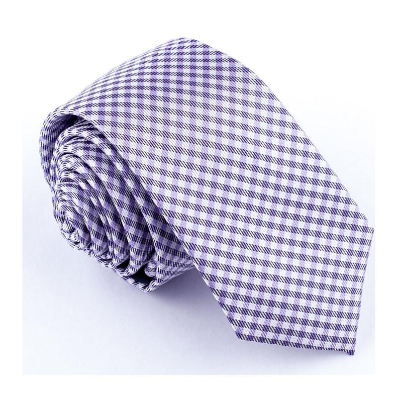 Slim fialová kravata Greg 99613 7caf6977f2