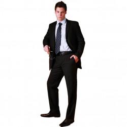 Čierny pánsky oblek spoločenský fa Vorite 160618