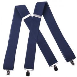 Modré traky super široké Assante 90112