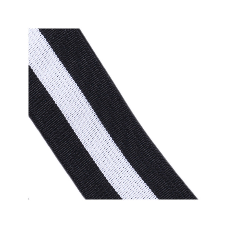 76af3c6e7 Čierno biele traky super široké Assante 90116