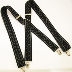 Čiernosivé traky Assante 90136