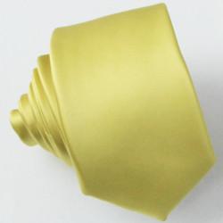 Úzka zelená kravata Arturo Gottini 99155