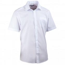 Biela košeľa rovná pánska Aramgad 40031