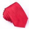 Červená pánska kravata Rene Chagal 93150