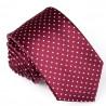 Pánska červená kravata Rene Chagal 93164
