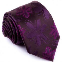 Luxusná fialová kravata Greg 96150