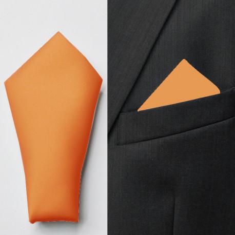 Oranžová vreckovka do saka Assante 90633