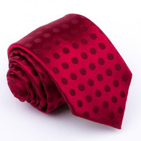 Červená kravata Greg 93215