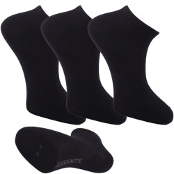 Multipack ponožky antibakteriálne členkové Ag Assante 781