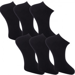 Multipack ponožky antibakteriálne členkové Ag Assante 783