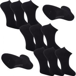 Multipack ponožky antibakteriálne členkové Ag Assante 785