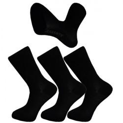 Multipack ponožky antibakteriálne so striebrom Assante 710