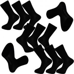 Multipack ponožky antibakteriálne so striebrom Assante 712