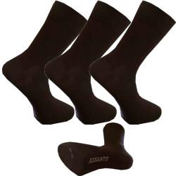Multipack ponožky antibakteriálne so striebrom Assante 720