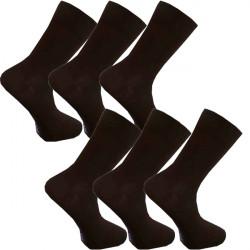Multipack ponožky antibakteriálne so striebrom Assante 721