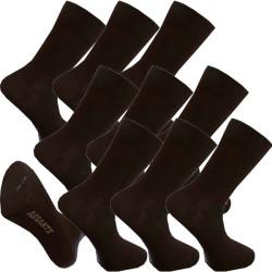 Multipack ponožky antibakteriálne so striebrom Assante 722