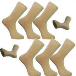 Multipack ponožky antibakteriálne so striebrom Assante 731