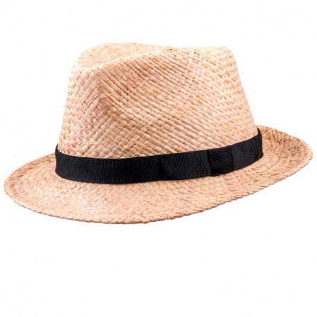 94e247cca Béžový pánsky slamený klobúk Assante 80005