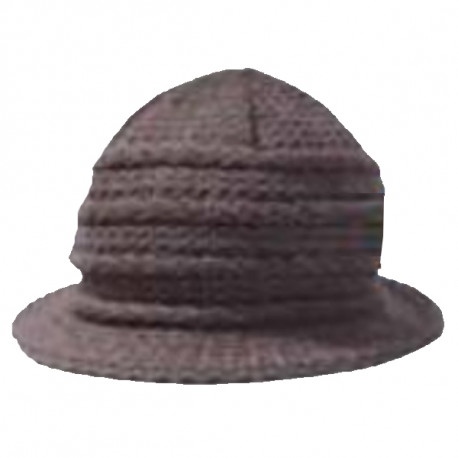 10ae0d727 Sivý klobúk dámsky Pletex 87590