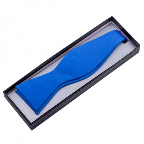 Modrý viazací motýlik Assante 90358