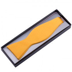 Žltý viazací motýlik Assante 90359