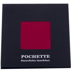 Vínová vreckovka do saka Assante 90620