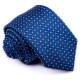 Modrá viazanka Greg 94007