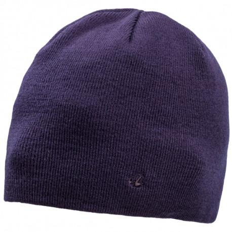 Modrá pletená pánska čiapka Assante 86002