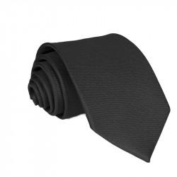 Čierna kravata Rene Chagal 91005