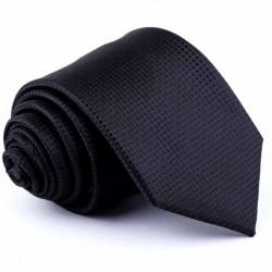 Čierna kravata Rene Chagal 91013