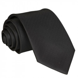Čierna kravata Greg 91050
