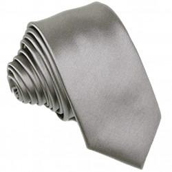 Sivá kravata Greg 99114