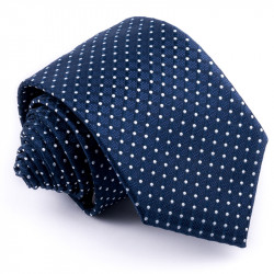 Modrá kravata Greg 94341