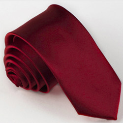 Vínovo červená kravata Greg 99132
