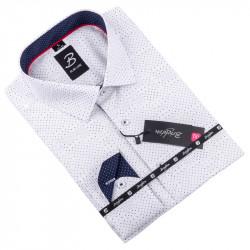 Košeľa Brighton biela 110005