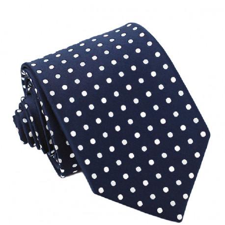Modrá svadobná kravata Greg 94000