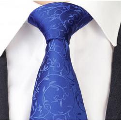 Modrá svadobná kravata Greg 94234