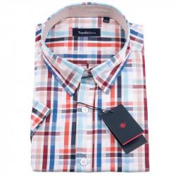 Bielomodrá košeľa Tonelli 110834