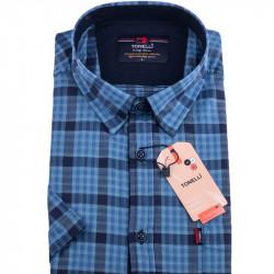 Modrá košeľa Tonelli 110835