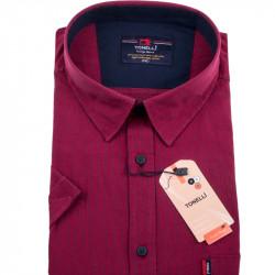 Červená košele Tonelli 110839